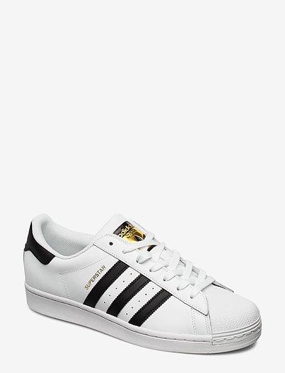 Superstar - låga sneakers - ftwwht/cblack/ftwwht