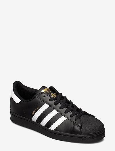 Superstar - låga sneakers - cblack/ftwwht/cblack