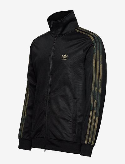 Adidas Originals Camo Tt- Svetarit Black/multco