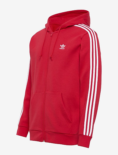 Adidas Originals 3-stripes Fz- Bluzy Lusred