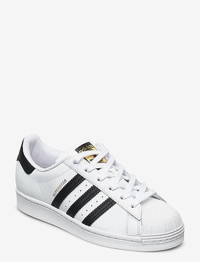 Superstar W - lage sneakers - ftwwht/cblack/ftwwht