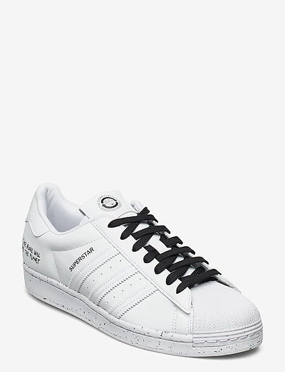 SUPERSTAR - låga sneakers - ftwwht/ftwwht/cblack