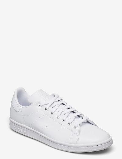 Stan Smith - lave sneakers - ftwwht/ftwwht/cblack