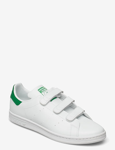 Stan Smith - låga sneakers - ftwwht/ftwwht/green