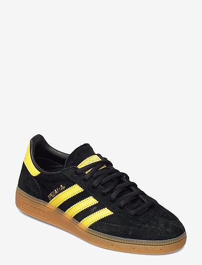 HANDBALL SPEZIAL - låga sneakers - cblack/yellow/goldmt