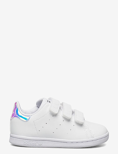 Stan Smith - laag sneakers - ftwwht/ftwwht/silvmt