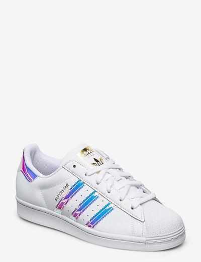 Superstar  W - låga sneakers - ftwwht/goldmt/cblack