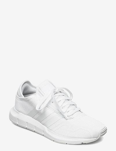 Swift Run X - låga sneakers - ftwwht/ftwwht/ftwwht