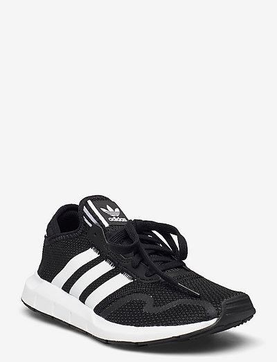 Swift Run X - lave sneakers - cblack/ftwwht/cblack