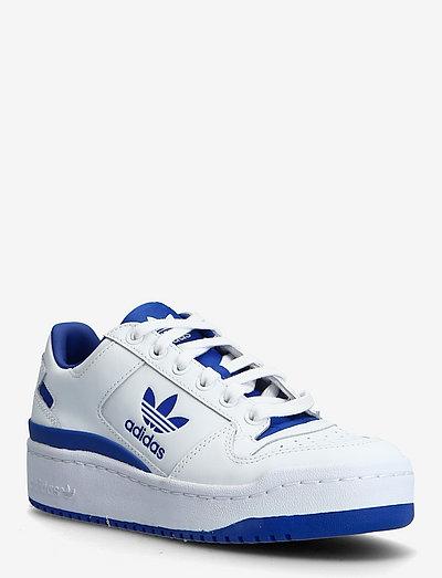 Forum Bold  W - sneakers med lav ankel - ftwwht/ftwwht/royblu