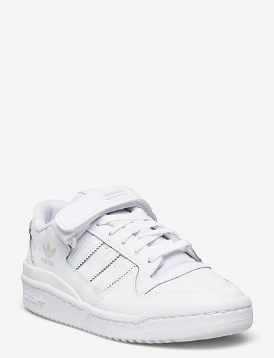 Forum Low - lave sneakers - ftwwht/ftwwht/ftwwht