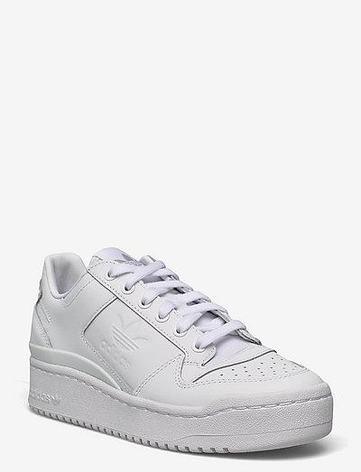 Forum Bold  W - sneakers med lav ankel - ftwwht/ftwwht/cblack