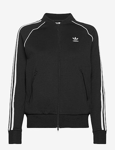 Primeblue SST Track Jacket W - sweatshirts - black/white