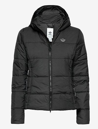 Slim Jacket W - træningsjakker - black