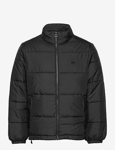 PAD STAND PUFF - træningsjakker - black