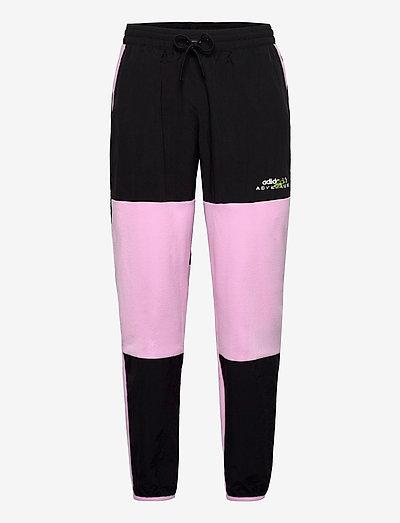 Adventure Polar Fleece Colorblock Sweat Pants - pantalons - clelil/black
