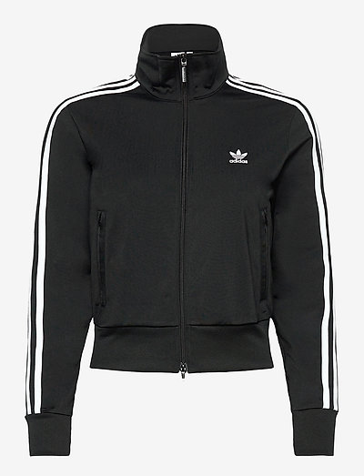Adicolor Classics Firebird Primeblue Track Jacket W - sweatshirts - black