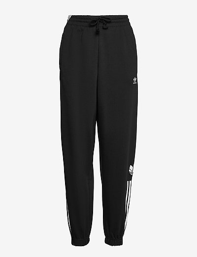 Adicolor 3D Trefoil Fleece Pants W - trainingsbroek - black
