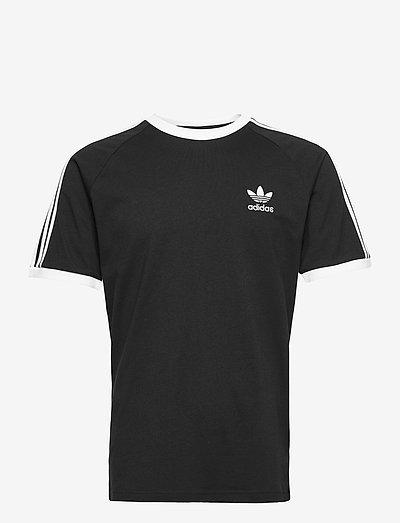 Adicolor Classics 3-Stripes Tee - t-shirts - black