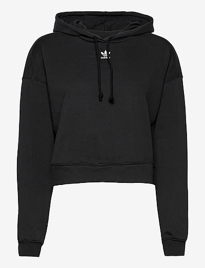 Adicolor Essentials Hoodie W - hoodies - black