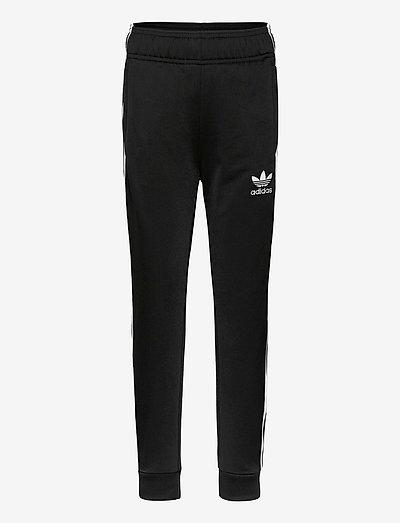 Adicolor Superstar Track Pants - sportunderdelar - black/white