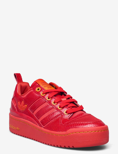 Forum Bold  W - sneakers med lav ankel - red/red/borang