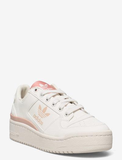 FORUM BOLD W - low top sneakers - clowhi/owhite/amblus