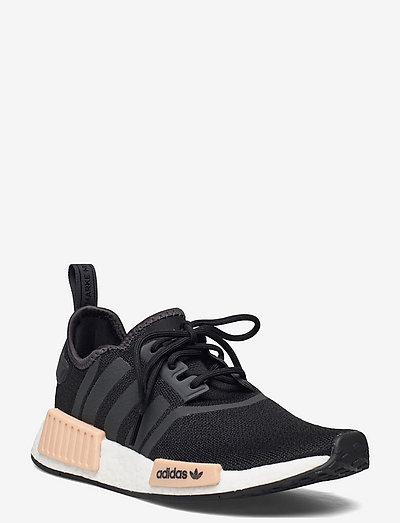 NMD_R1  W - sneakers med lav ankel - cblack/carbon/ftwwht