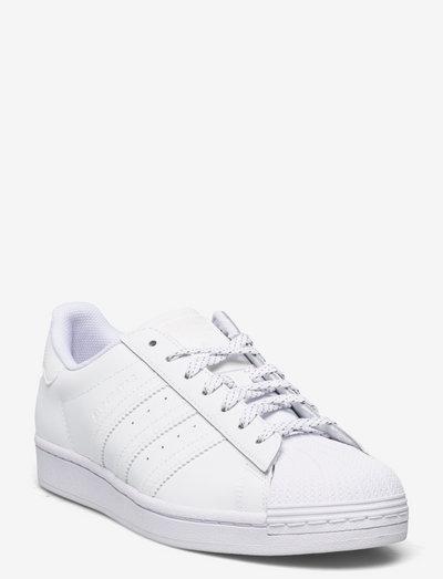 Superstar - låga sneakers - ftwwht/ftwwht/ftwwht