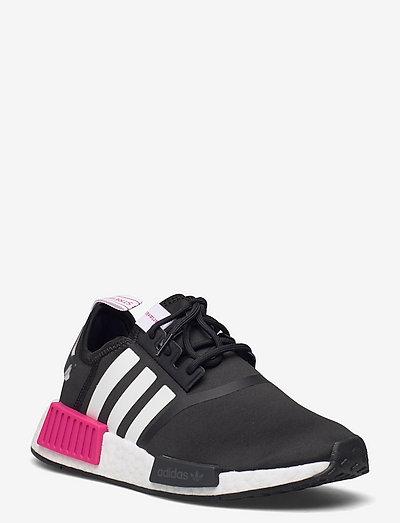Marimekko Laine NMD_R1  W - low top sneakers - cblack/terema/ftwwht