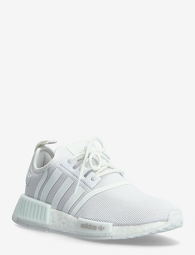 NMD_R1 Refined - low-top sneakers - ftwwht/ftwwht/greone