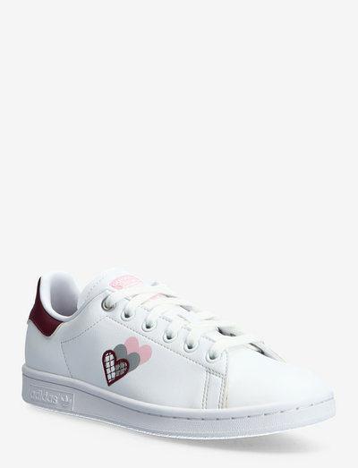 Stan Smith  W - sneakers med lav ankel - ftwwht/viccri/clpink