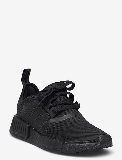 NMD_R1 - low-top sneakers - cblack/cblack/cblack