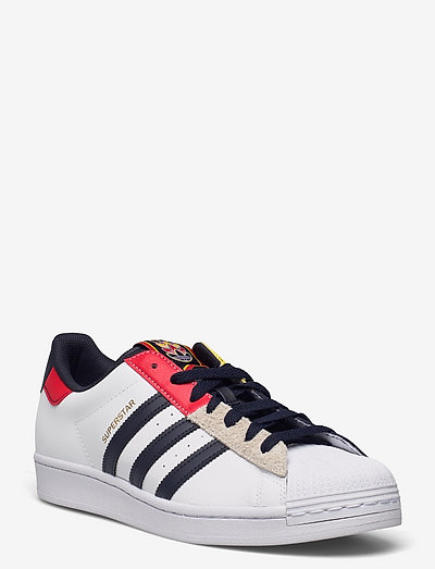 Superstar - låga sneakers - ftwwht/legink/red
