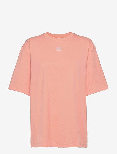 LOUNGEWEAR Adicolor Essentials Tee W - t-shirts - amblus