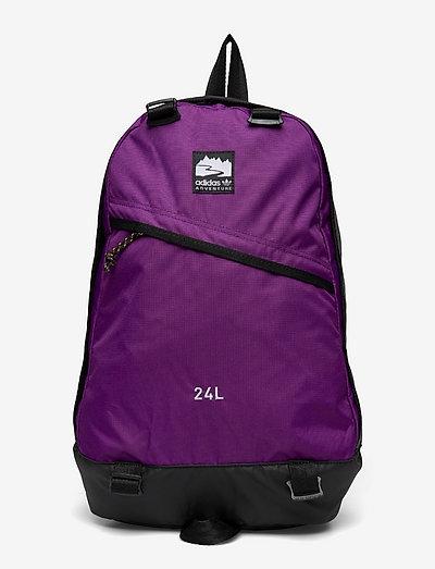 Adventure Backpack Small - neue mode - black/gloprp/white