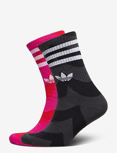 Marimekko Laine Crew Socks 2 Pairs - regular socks - terema/vivred/white