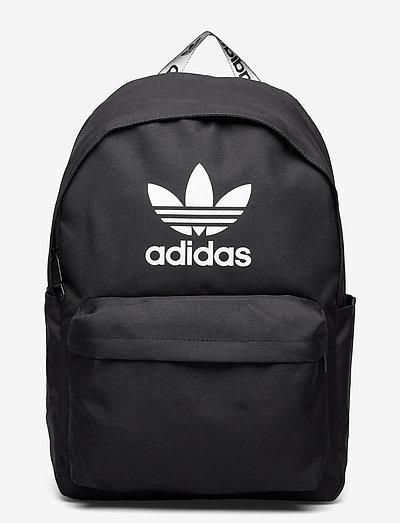 Adicolor Backpack - sacs a dos - black/white