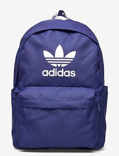 Adicolor Backpack - sacs a dos - vicblu/white