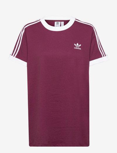 Adicolor Classics 3-Stripes Tee (Plus Size) W - t-shirty - viccri