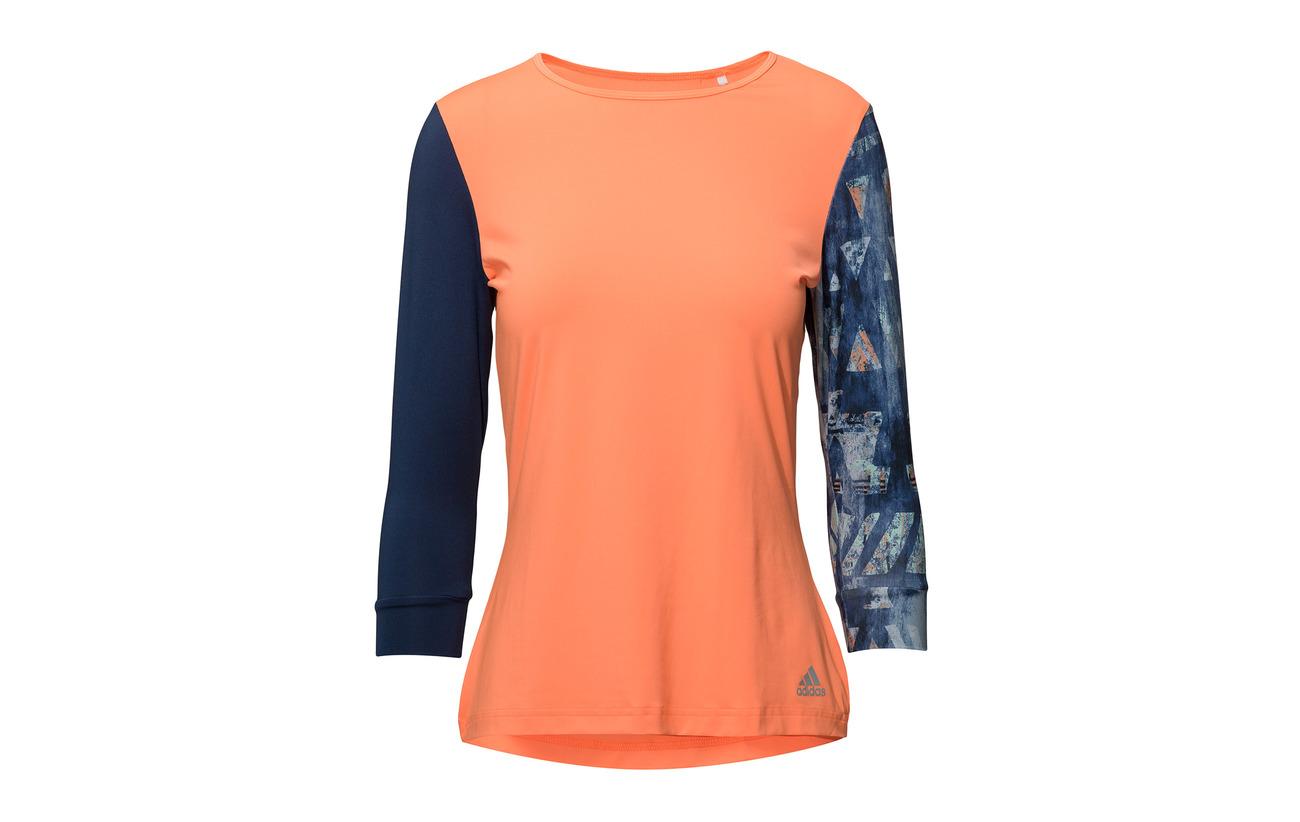 Recyclé Tee 005 glow Polyester 4 Orange 16 Advantage Équipement Adidas 3 Tennis Elastane 84 xwq4pIv