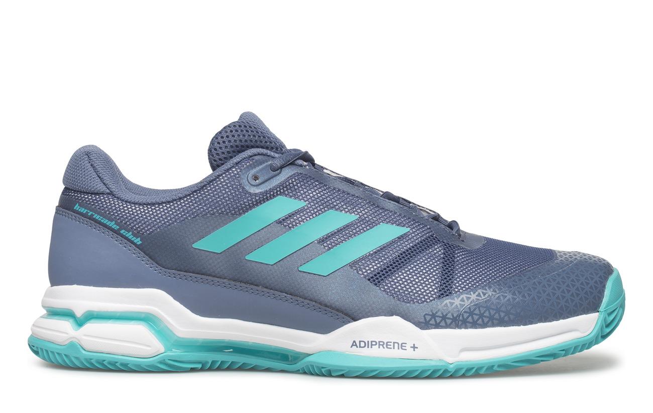 Empeigne Tennis Textile Doublure Synthetic Semelle Adidas Caoutchouc Padel 100 Barricade Textile Club Extérieure Supérieure Clay Grey FxRYqwd