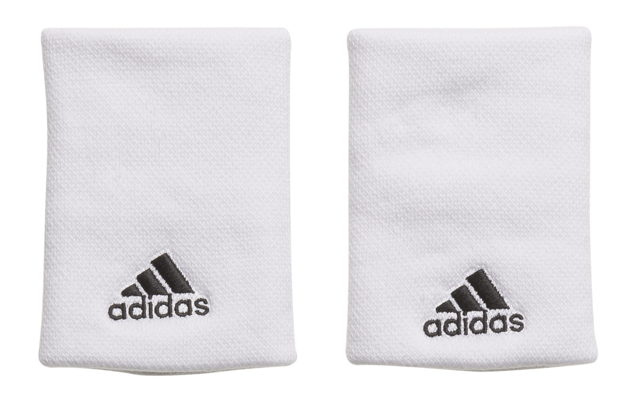 adidas Tennis WRISTBAND LARGE - WHITE