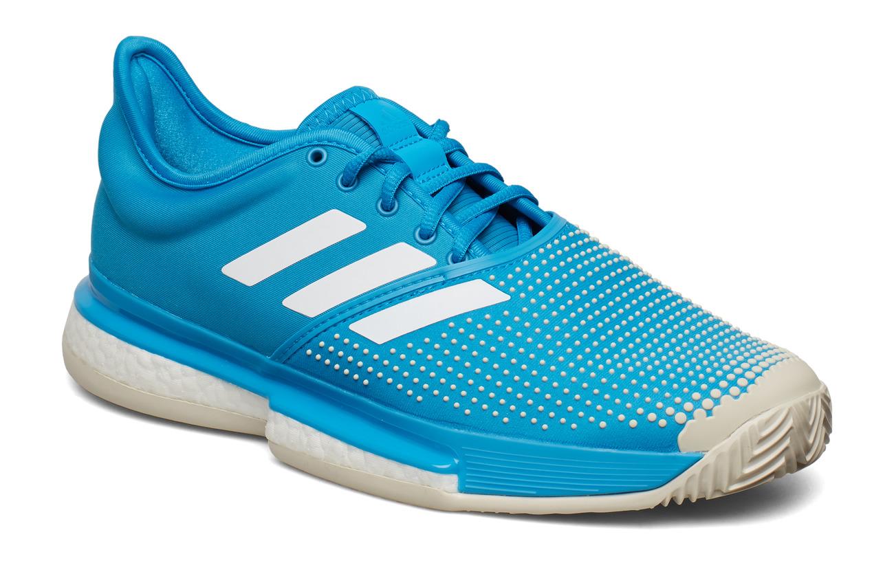 adidas Tennis SOLECOURT BOOST CLAY/PADEL M - BLUE