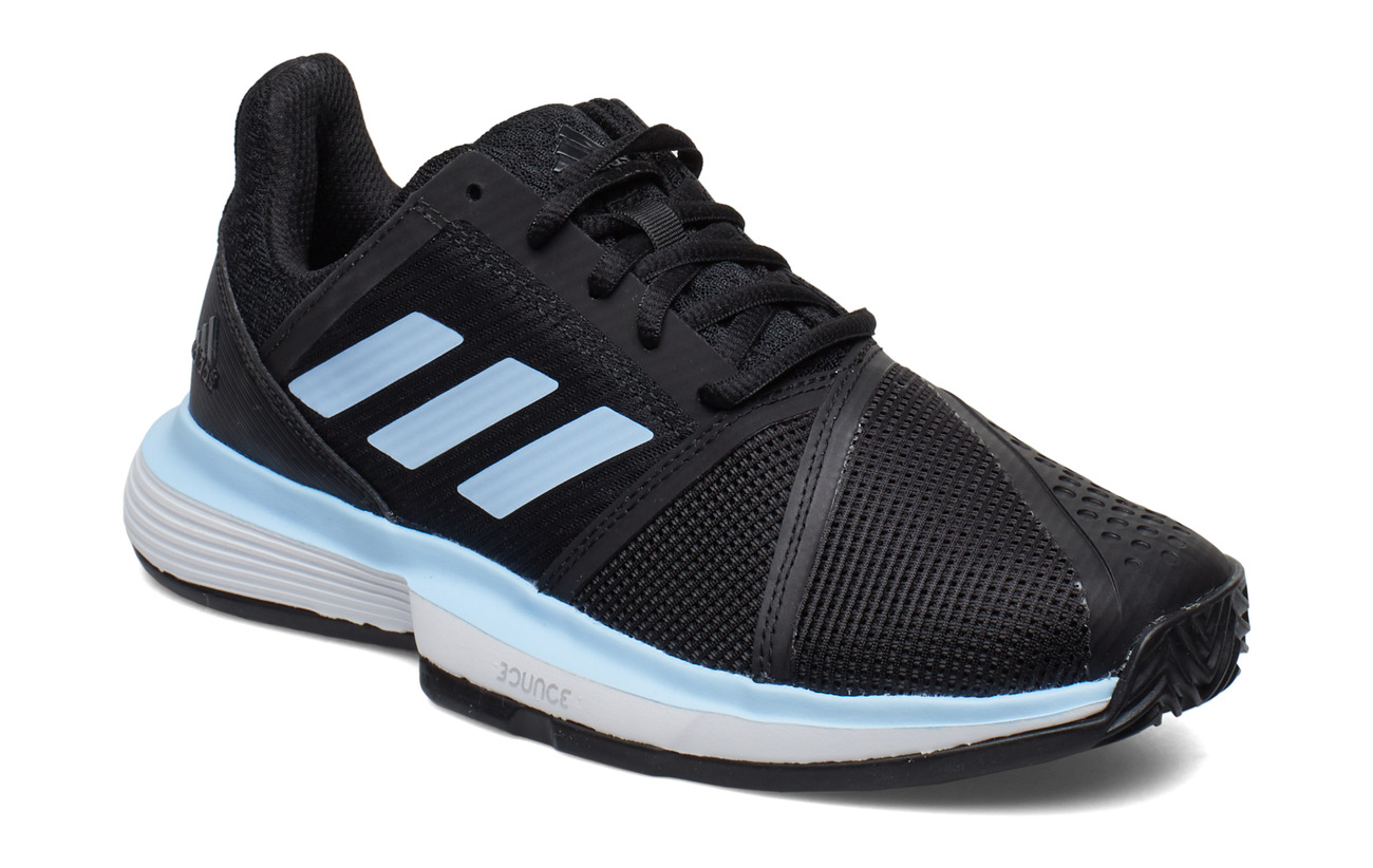 adidas Tennis COURTJAM BOUNCE W CLAY - BLACK