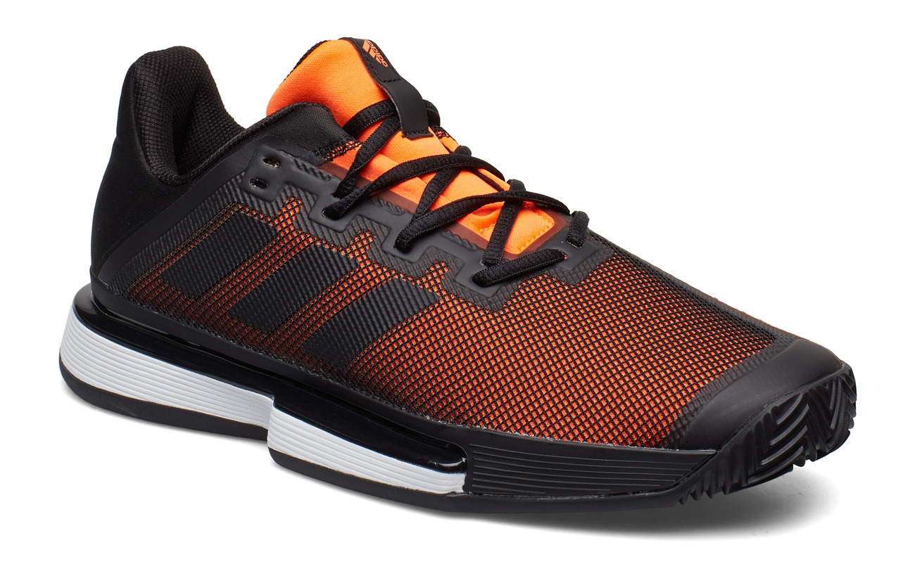 adidas Tennis SOLEMATCH BOUNCE M CLAY/PADEL - BLACK