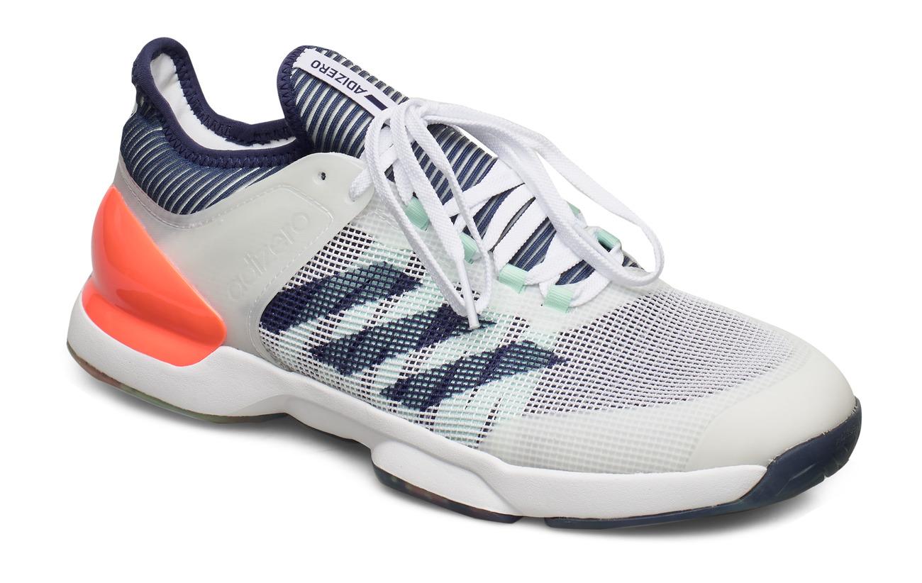 adidas Tennis ADIZERO UBERSONIC 2 - WHITE