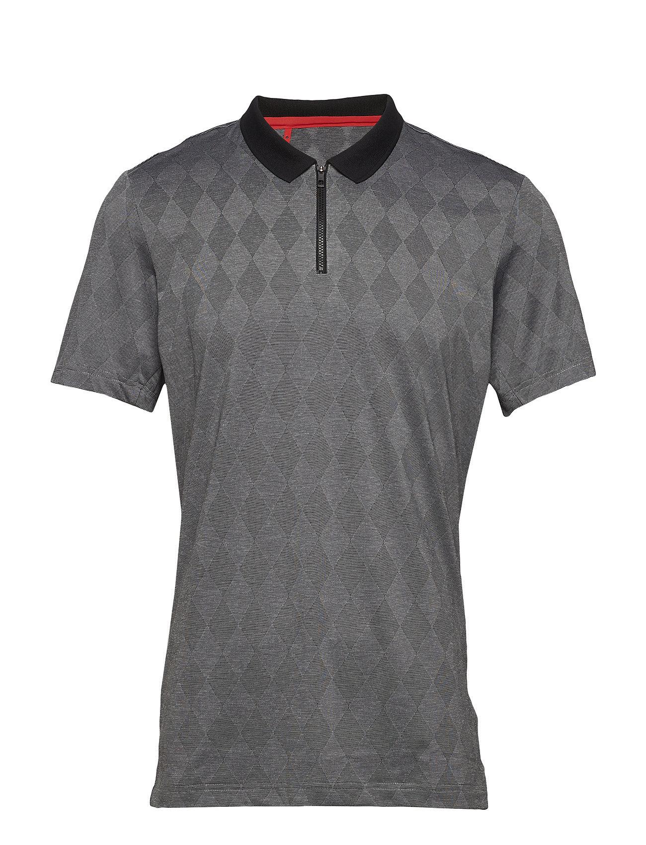 44936958 Barricade Polo (Black) (£35.97) - adidas Tennis - | Boozt.com