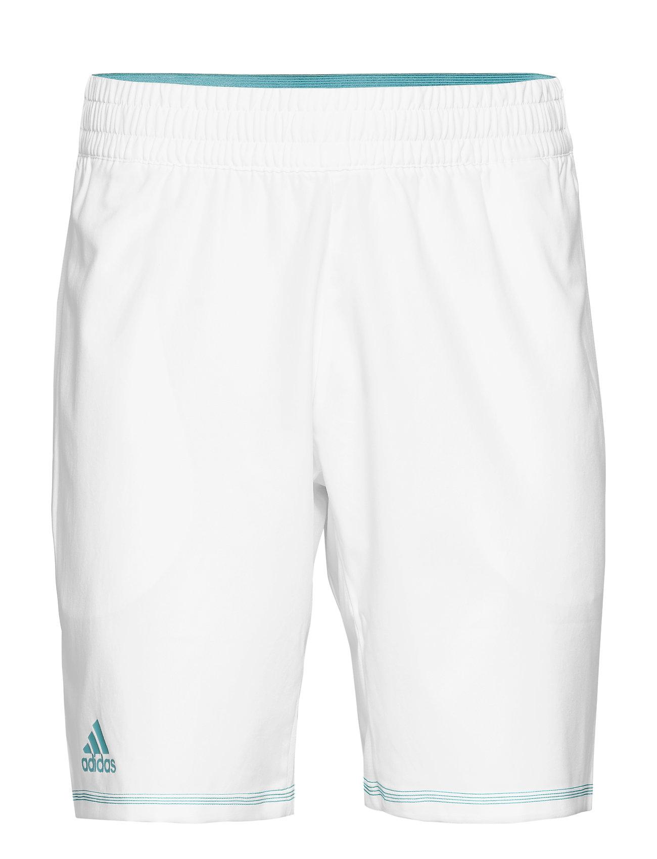 adidas Tennis PARLEY SHORT 9 M - WHITE