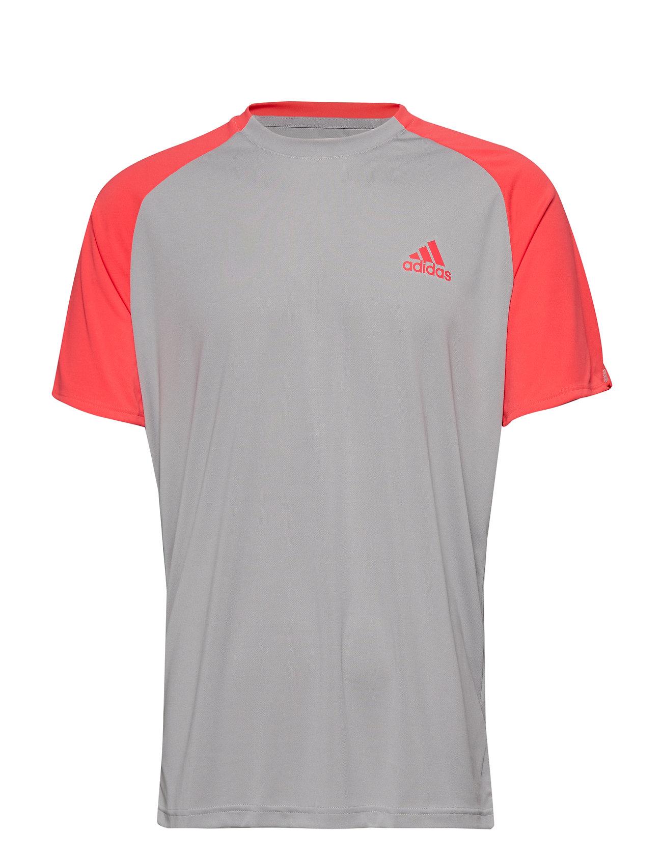 adidas Tennis CLUB C/B TEE M - GREY